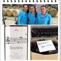 soprano ve siseleme ekibi